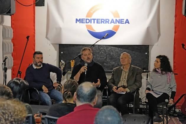 Mediterranea a Crema: solidarietà, umanità e grande partecipazione