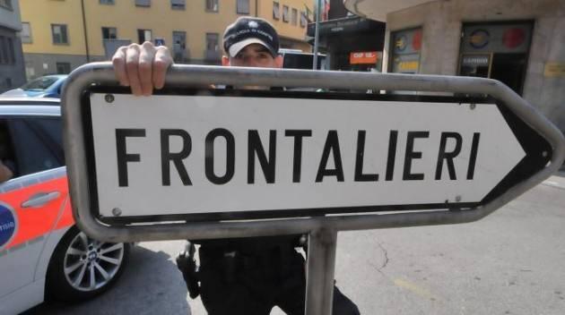 LNews-FRONTALIERI, 12.5 MILIONI ALLE PROVINCE DI CONFINE PER RISTORNO FISCALE ANNO 2017