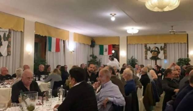 Cena fascista a Salò. ANPI Medio Garda scrive lettera al Prefetto e al Questore