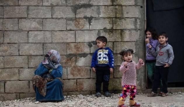 Ginevra AISE UNICEF: IN SIRIA 5,5 MILIONI DI BAMBINI HANNO BISOGNO DI ASSISTENZA.