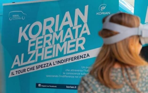 A Brescia  Torna 'Fermata Alzheimer'  il 15 e 20 novembre