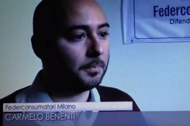 Federconsumatori Milano Carmelo Benenti interviene ad Ecomondo