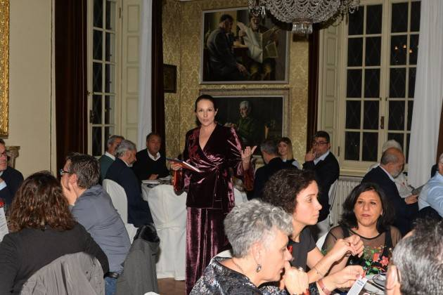 Un grande successo Cena benefica per il 70° CNA Cremona dello scorso 7 novembre