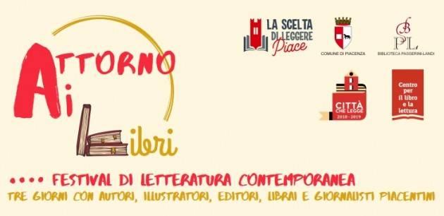 Piacenza Festival di letteratura contemporanea 14-15-16 novembre 2019