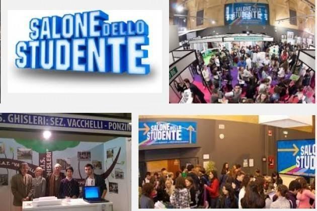 Cremona MERCOLEDÌ 20 NOVEMBRE 2019 APRE I BATTENTI  XXIV EDIZIONE  SALONE STUDENTE JUNIOR