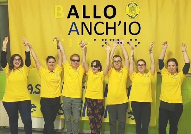 """""""Ballo Anch'Io"""": dal 18 novembre online la campagna di raccolta fondi"""