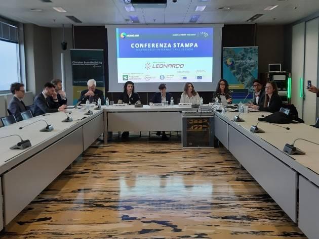 LNews-LOMBARDIA. A MILANO LA 92ESIMA SESSIONE INTERNAZIONALE DELLO 'EUROPEAN YOUTH PARLIAMENT'