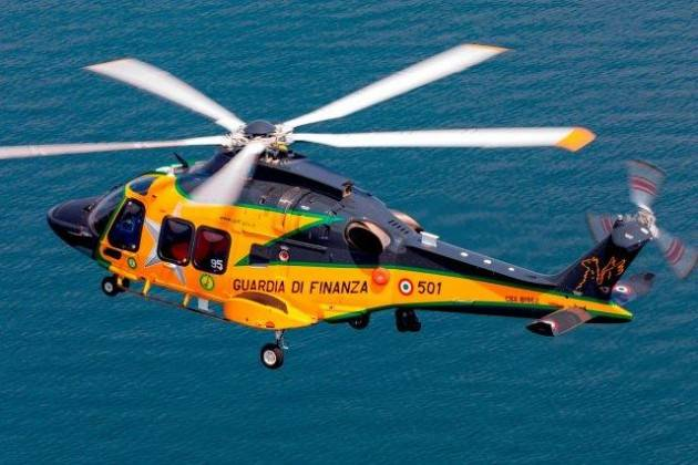 Consegnato il primo elicottero AW169M alla Guardia di Finanza Christian Flammia