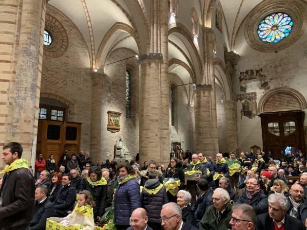 Coldiretti Cremona: Grandissima partecipazione per la Giornata provinciale del Ringraziamento a Crema