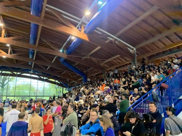 Successo clamoroso per il 2° trofeo 'Città di Cremona  organizzato da Sport Management e ASC