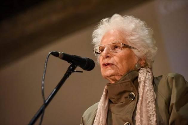 Mozione per conferire la cittadinanza onoraria del Comune di Cremona a Liliana Segre.