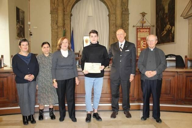 Consegnato il Premio di bontà intitolato a Lidia Bittanti