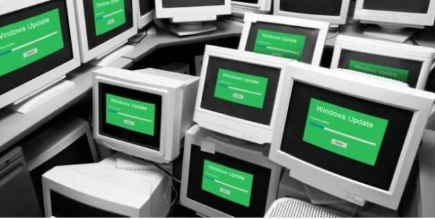 Zeus Windows 10, iniziano gli aggiornamenti forzati