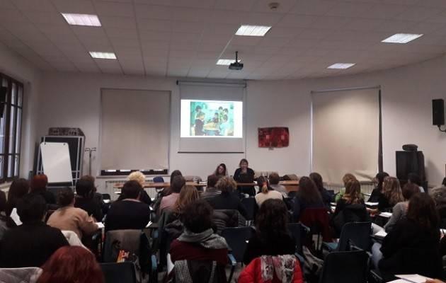 Scuola, iniziata la seconda edizione del percorso formativo con Reggio Children