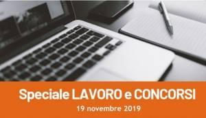 Informa Giovani Cremona SPECIALE LAVORO E CONCORSI del 19 novembre 2019
