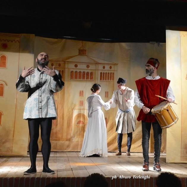Cremona Il Negromante dell'Ariosto in scena al Teatro Monteverdi  il 23 novembre