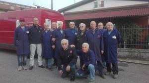 Cremona Gianluca Galimberti ringrazia i mitici Donatori del tempo libero