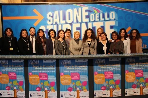 Cremona Ha aperto i battenti la XXIV edizione del Salone dello Studente Junior