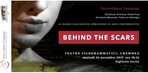 AIDA Cremona Le iniziative nella giornata contro la violenza sulle donne: il 22-24-26 novembre