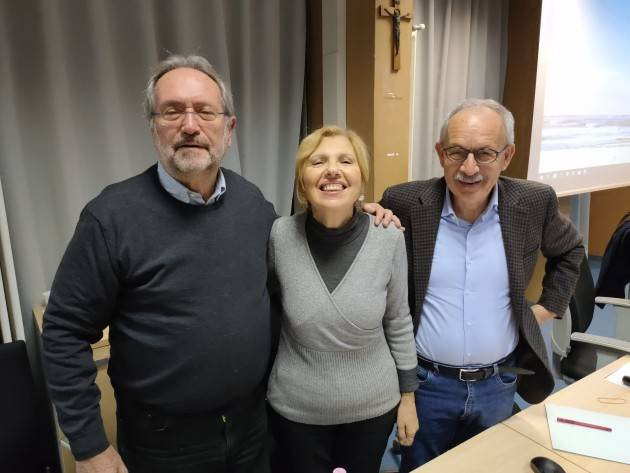 Un successo l'incontro con Roberto Zaccaria sull' Articolo 21 della Costituzione italiana (Video G.C.storti)