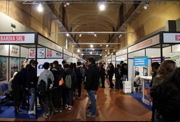 Cremona XXIV edizione del Salone dello Studente Junior in dirittura d'arrivo