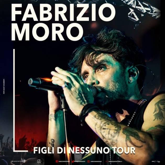 FABRIZIO MORO, col suo nuovo FIGLI DI NESSUNO Tour, arriva a Cremona al Ponchielli.