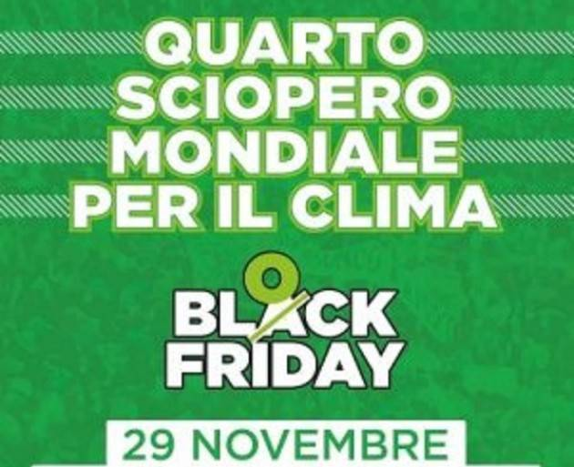 FFF Fridays For Future Clima, la Cgil in piazza per il quarto sciopero globale