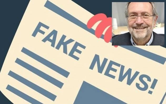 #FakeNews Roberto Zaccaria :Art.21 Costituzione vieta dire il falso in modo anonimo (G.C.Storti Video)