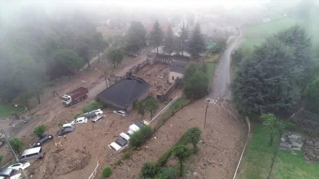 LNews-MALTEMPO LOMBARDIA, SITUAZIONE DI FIUMI E LAGHI.