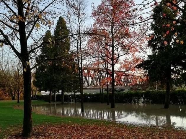 Cremona EMERGENZA PIENA DEL PO: 'PUNTO SITUAZIONE' IN PREFETTURA