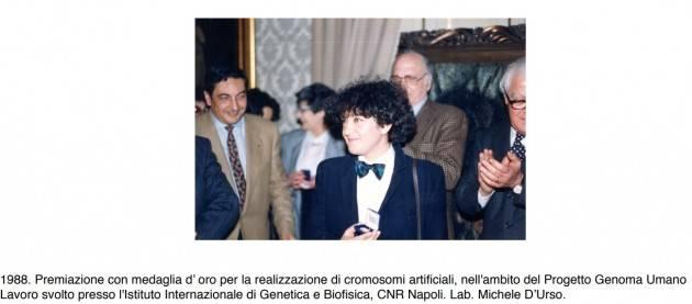 Dossier Donna n.1  NEL SOLCO DEL PREMIO NOBEL DULBECCO | Pietro Carelli