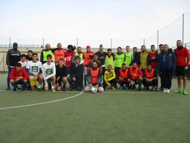 Ultimo incontro di Calcio a 5 delle attività del Progetto Carcere 2020 della UISP Cremonese
