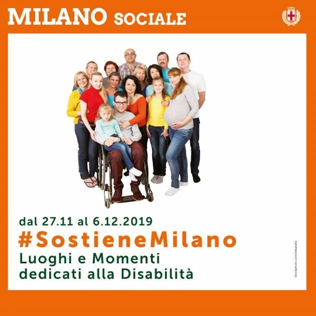 Milano Sociale Salute. Dieci giorni di eventi dedicati alla disabilità