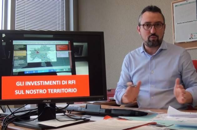 Matteo Piloni ( PD) Settimana in Consiglio del 29 novembre 2019 (Video)