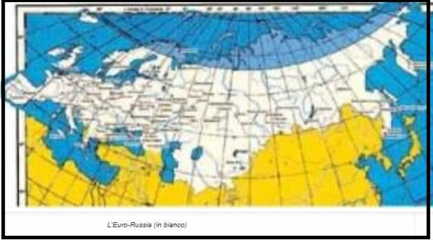 L'EUROPA DEI QUATTRO MARI  Dall'Atlantico al Pacifico, dall'Artico al Mediterraneo  Agostino Spataro