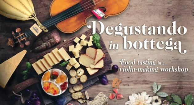 Cremona Debutta 'Degustando in bottega' con visite guidate, degustazioni, musica e molto altro