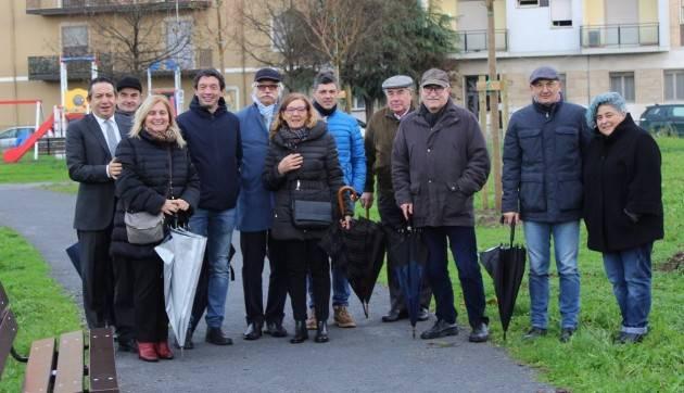 Cremona Parco Rita Levi Montalcini, in primavera l'inaugurazione ufficiale