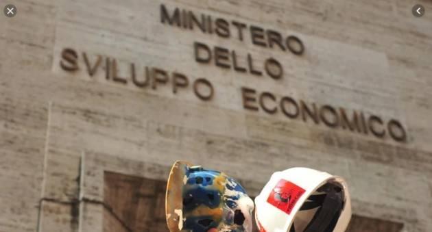 Cgil Sviluppo economico L'Italia delle crisi: sono 149 i tavoli aperti al Mise