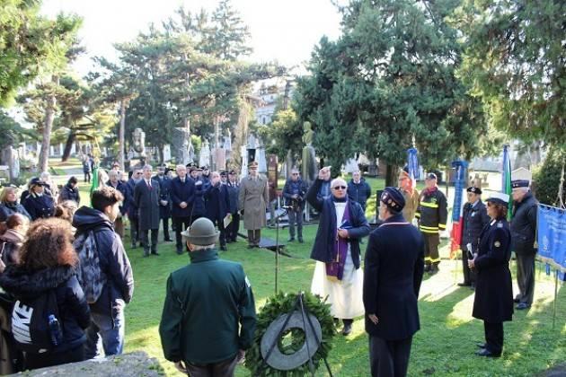 Commemorati al Civico Cimitero i caduti francesi nella battaglia di Solferino
