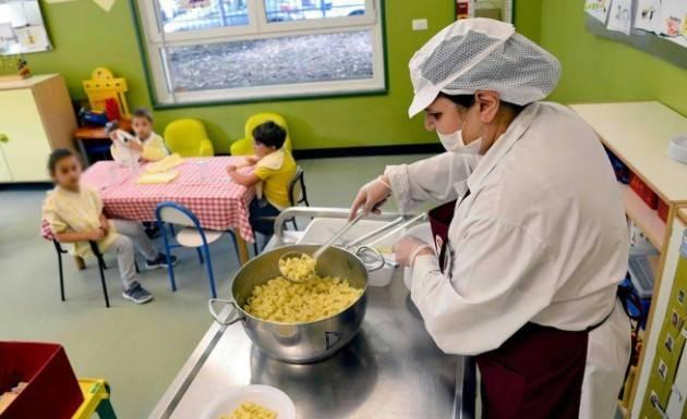 Degli Angeli (M5S) No a mozione M5S Lombardia per più controlli nelle mense scolastiche.