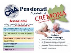 FESTA DI NATALE del gruppo CNA Pensionati Cremona   il 6 dicembre 2019