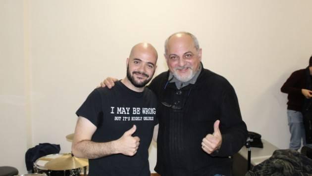 Seminario musicale di Yogev Gabay al Campus di Cremona del Politecnico di Milano oggi 5 dicembre 2019