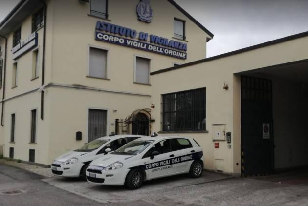 A Cremona 100 ANNI DEL CORPO VIGILI DELL'ORDINE  martedì 10 dicembre alle ore 11.30