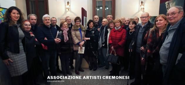 Associazione Artisti Cremonesi presenta  'Emozioni a Natale' Evento del 13 dicembre