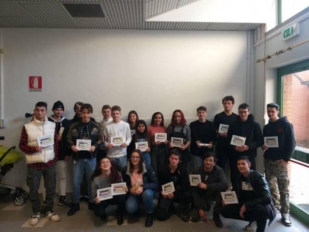 Cremona Cr. Forma ha premiato i migliori studenti dell'a.f. 2018/2019