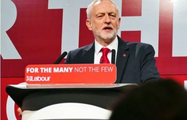 Regno Unito  La lezione di Corbyn sull'orario di lavoro |Fausto Durante