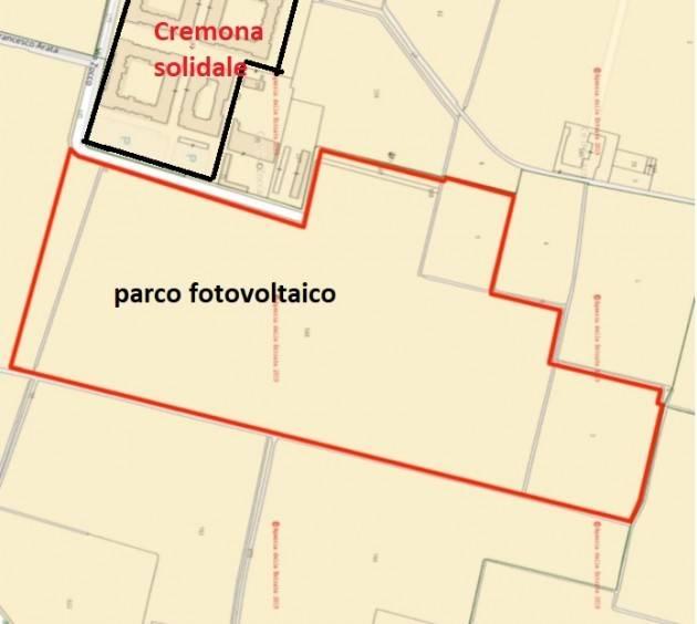 Fotovoltaico-2 Alcune reazione alla realizzazione impianto a Cremona Solidale deciso da Fondazione