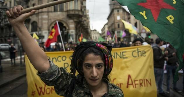 Evento  'L'alternativa curda' il 13 dicembre alle ore 18.30