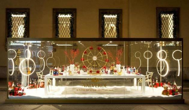 Acqua Valverde racconta l'arte della tavola e il sogno di un Natale magico