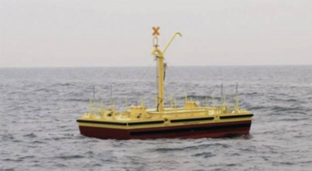 Eni Progetto ISWEC: Energia dal mare nelle acque di Ravenna